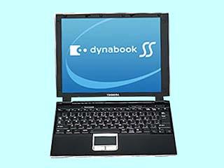 DYNABOOK SS2110 DRIVERS WINDOWS XP