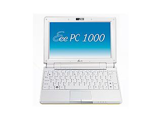 ASUS Eee PC 1000H-X WH パールホワイト