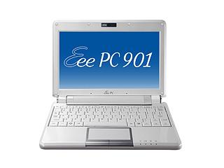 ASUS Eee PC 901-16G WH パールホワイト