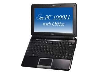 ASUS Eee PC 1000H-X with Office BK ファインエボニー
