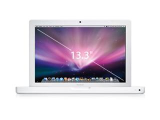 Apple MacBook 2.13GHz MC240J/A ホワイト