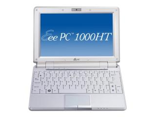 ASUS Eee PC 1000HT WH パールホワイト