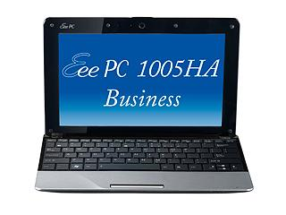 ASUS Eee PC Seashell Eee PC 1005HA Business EEEPC1005HA-SVXPPR シルバー