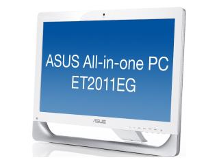 ASUS ASUS All-in-one PC ET2011EG ET2011EG WH ホワイト