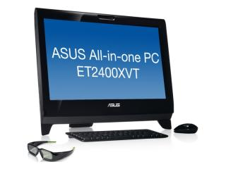 ASUS ASUS All-in-one PC ET2400XVT ET2400XVT BK ブラック
