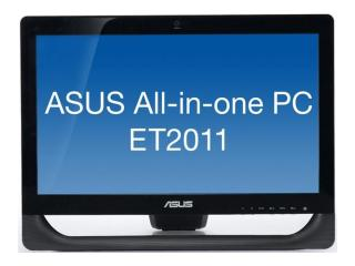 ASUS ASUS All-in-one PC ET2011AUKB ET2011AUKB-B008E ブラック