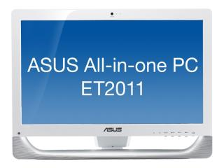 ASUS ASUS All-in-One PC ET2011AUTB ET2011AUTB Win7 Home WH ホワイト