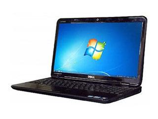 DELL INSPIRON N5110のハードディスクを交換しました。