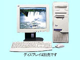 IBM 6892-46Jのハードディスクを交換しました。