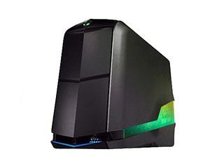 DELL ALIENWARE D01Mのハードディスクを交換しました。