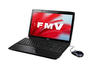 富士通 FMVA42SBのハードディスクを交換しました。