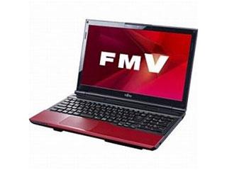 富士通 FMVA45KW2のハードディスクを交換しました。