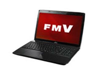 富士通 FMVA45MBP2のハードディスクを交換しました。
