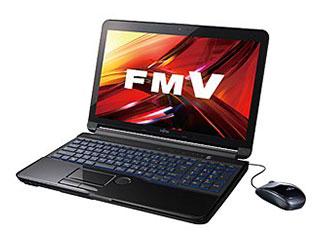 富士通 FMVA56EBKSのハードディスクを交換しました。