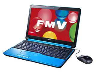 富士通 FMVA56HLのハードディスクを交換しました。