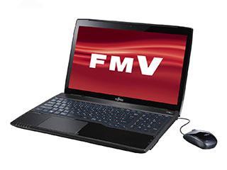 富士通 FMVA53KWP2のハードディスクを交換しました。
