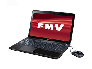 富士通 FMVA77HBGのハードディスクを交換しました。
