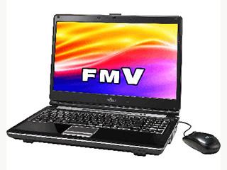 FUJITSU FMVNFE55BCのLCDパネルを交換しました。