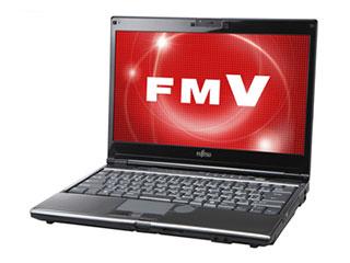 富士通 FMVS53CWのハードディスクを交換しました。
