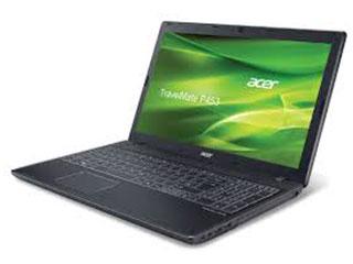 Acer TRAVELMATE P453のシステム故障の為、リカバリを実施致しました。