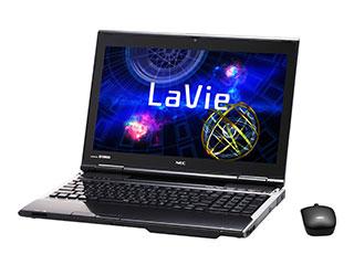 NEC PC-LL750HS6Bのハードディスクを交換致しました。