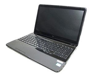 NEC PC-LS550LS1KSBの液晶ディスプレイを交換致しました。
