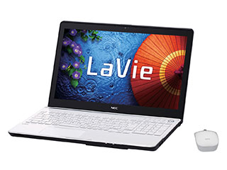 NEC PC-LS550MSR-Yのキーボードを交換致しました。