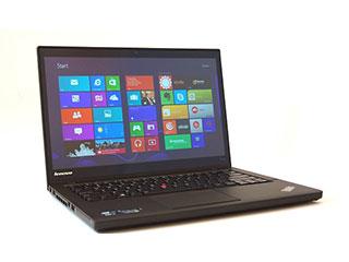 lenovo ThinkPad T440sの液晶パネルを交換しました。