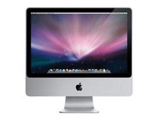 MAC A1224をOSインストールを行いました。