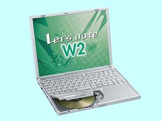 Panasonic CF-W2EW6AXRのハードディスクを交換しました。