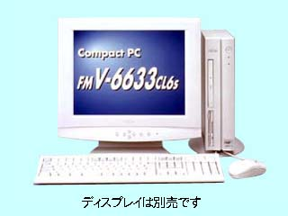 FUJITSU FMV6CLA101の電源ユニットの交換をさせて頂きました。