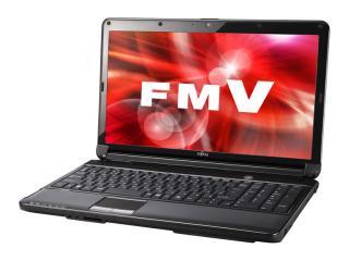 FUJITSU FMVA533BBのLCDパネルを交換しました。