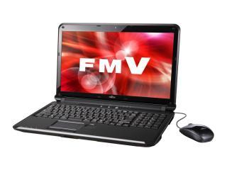 富士通 FMVA555BBのハードディスクを交換しました。
