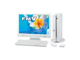 FUJITSU FMVCEA509のHDDを交換後、システムの再リカバリーを実施しました。