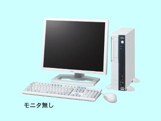 FUJITSU FMVD73N011のマザーボードを交換しました。
