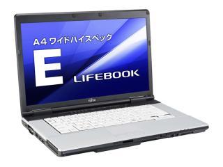 富士通 FMVNE5NEの液晶ディスプレイを交換しました。