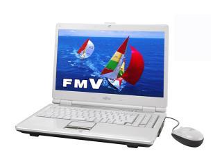 FUJITSU FMVNFD50WのLCDパネル交換しました。