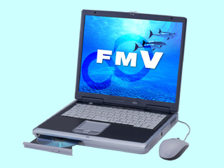 FUJITSU FNVNH26Cのハードディスクを交換しました。