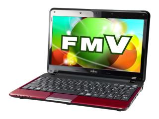 FUJITSU FMVP541AR3のLCDパネルを交換しました。