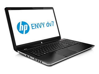 hp ENVY dv7のシステム故障の為、リカバリを実施致しました。