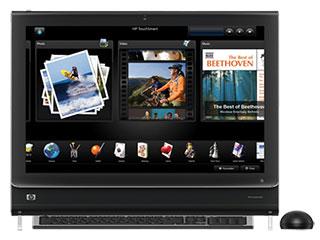 HP 1Q522jpのハードディスクを交換しました。