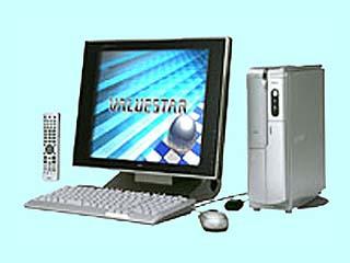 NEC PC-VL5708Dのメモリーを交換しました。