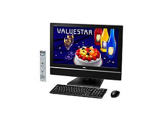 NEC PC-GV256KLGGのハードディスクを交換しました。