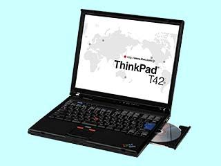 Lenovo 2373-3WJ(T42)の液晶パネルのバックライト不具合を修理いたしました。