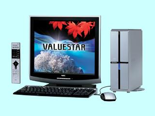 NEC PC-VL590ADのマザーボードを交換しました。