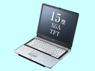 NEC PC-VY16FRFJJEHRのハードディスクを交換しました。
