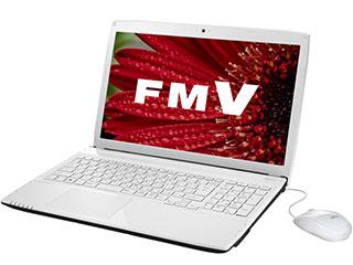 富士通 FMVA42RWの液晶ディスプレイ・フロントカバーとバックカバーを交換致しました。