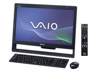 SONY VPCJ138FJのソフトウェアをリカバリを実施致しました。